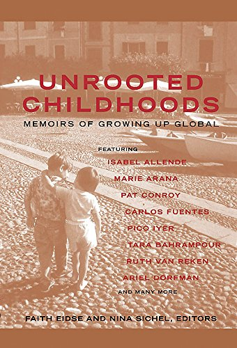 9781857883381: Unrooted Childhoods: Memoirs of Growing Up Global