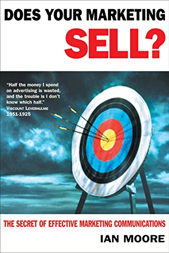 9781857883503: Does Your Marketing Sell?: The Secret of Effective Marketing Communications