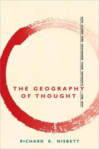 9781857883534: Geography of Thought
