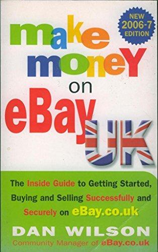 9781857883640: Make Money on eBay Uk Rev Ed