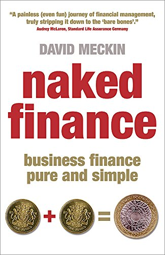 9781857883947: Naked Finance: Business Finance Pure and Simple