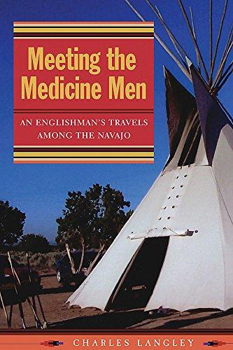 9781857885071: Meeting the Medicine Men: An Englishman's Travels Among the Navajo