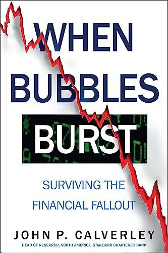 9781857885231: When Bubbles Burst: Surviving the Financial Fallout
