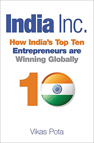 9781857885248: India Inc.: How India's Top Ten Entrepreneurs are Winning Globally