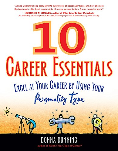 9781857885422: 10 Career Essentials: Excel at Your Career by Using Your Personality Type