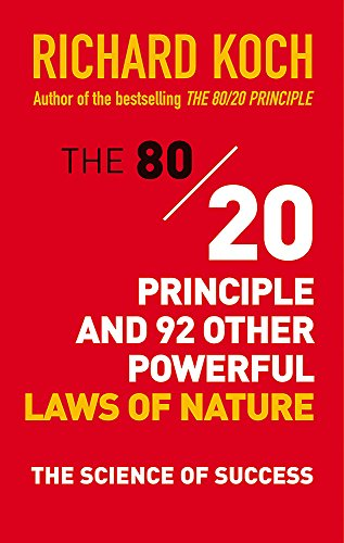 9781857886115: The 80/20 Principle and 92 Other Powerful Laws of Nature: The Science of Success