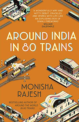 9781857886443: Around India in 80 Trains
