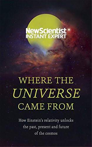 9781857886665: Where the Universe Came from: How Einstein's Relativity Unlocks the Past, Present and Future of the Cosmos
