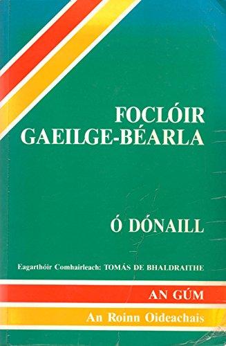 9781857910377: Focloir Gaeilge-Bearla/Irish-English Dictionary