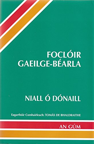 9781857910384: Focloir Gaeilge-Bearla / Irish-English Dictionary
