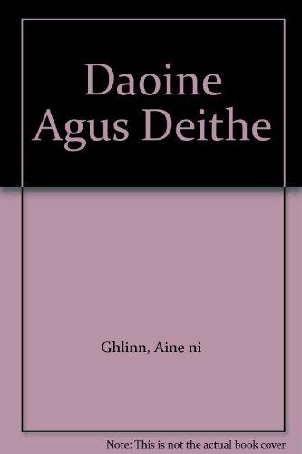 9781857911664: Daoine Agus Deithe