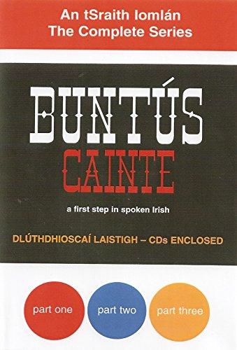 9781857915624: Buntús Cainte 1,2.3 - In Sets