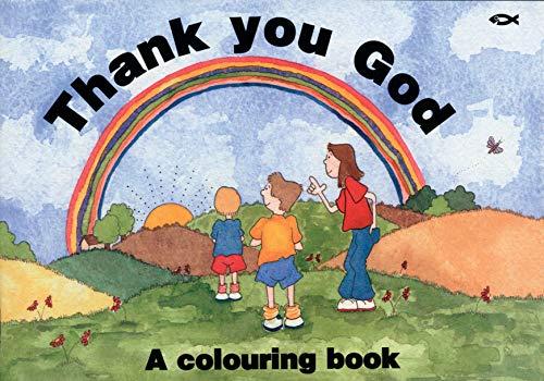 9781857920949: Thank You God (Bible Art)