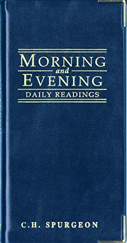 Morning and Evening (blue) (Daily Readings): C.h., Spurgeon