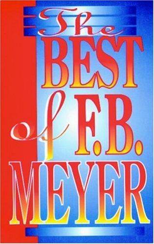 9781857921083: Best of F. B. Meyer