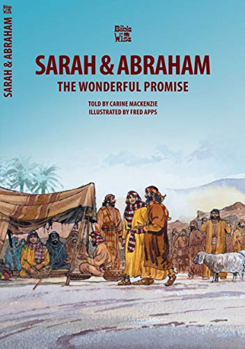 9781857921564: Sarah & Abraham: The Wonderful Promise: The Story of Sarah and Abraham (Bible Wise)