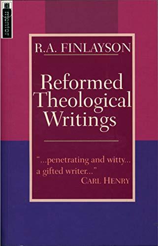 9781857922592: Reformed Theological Writings (Mentor)
