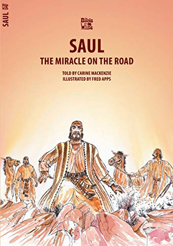 Saul: The Miracle on the Road (Bible Wise): Carine MacKenzie