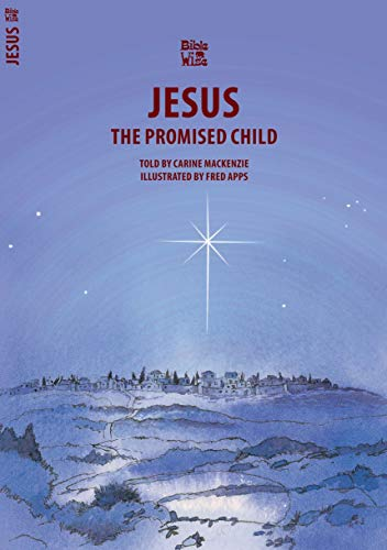 9781857922974: Jesus: The Promised Child (Bible Wise)