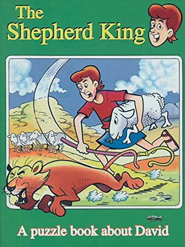 9781857923032: The Shepherd King: A Puzzle book about David