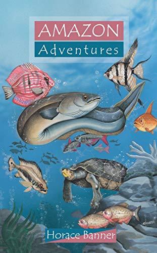 9781857924404: Amazon Adventures (Adventure Series)