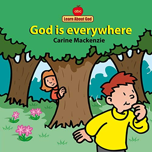 9781857924800: God Is Everywhere Board Book (Learn about God (Board Books))