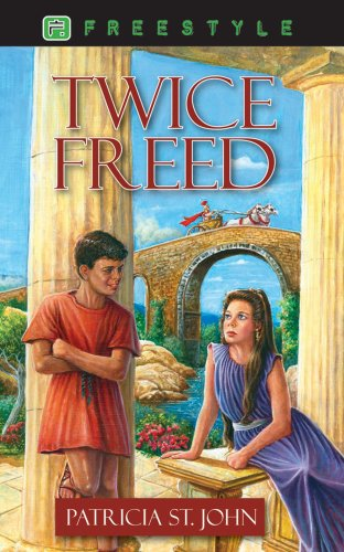 9781857924893: Twice Freed (Freestyle)
