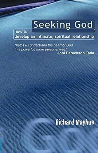 9781857925401: Seeking God