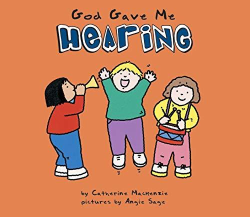 9781857925630: God Gave Me Hearing (Senses (Board Books))