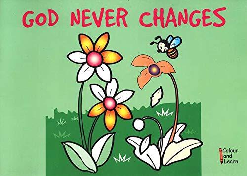 God Never Changes: MacKenzie, Carine
