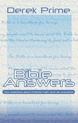 9781857926446: Bible Answers