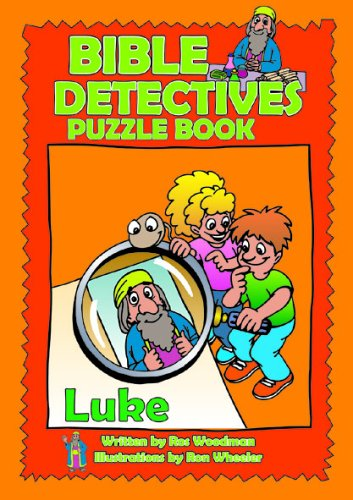 9781857927580: Bible Detectives Luke (Activity)