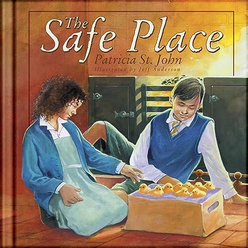 9781857927795: The Safe Place (Colour Books)