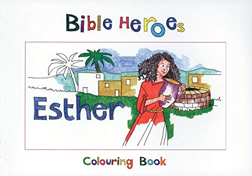 9781857928273: Bible Heroes Esther (Bible Art)