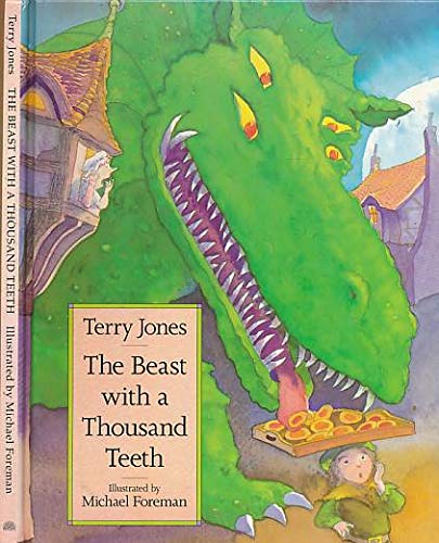 The Beast with a Thousand Teeth (1857930703) by Terry Jones
