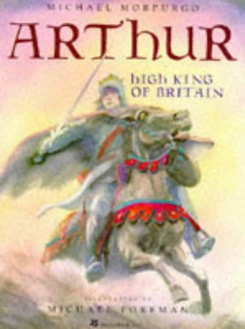 9781857931570: 'ARTHUR, HIGH KING OF BRITAIN'