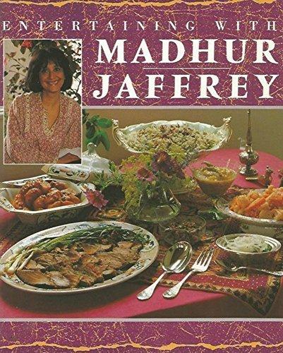 Entertaining with Madhur Jaffrey: Jaffrey, Madhur