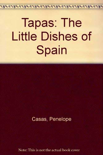 9781857933871: Tapas: The Little Dishes of Spain
