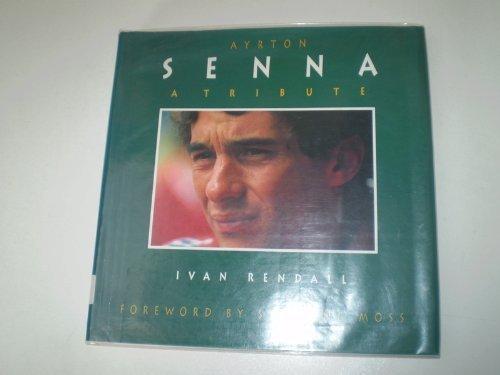 9781857935172: Ayrton Senna: A Tribute