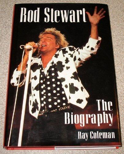 9781857935868: Rod Stewart: The Biography