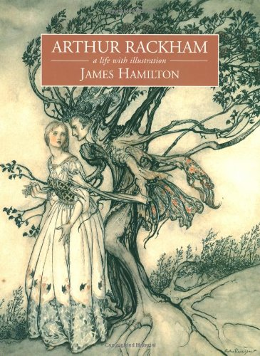 9781857936346: Arthur Rackham: A Life with Illustration