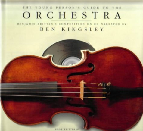 9781857937749: The Young Person's Guide to the Orchestra (Musical Reference Guides)