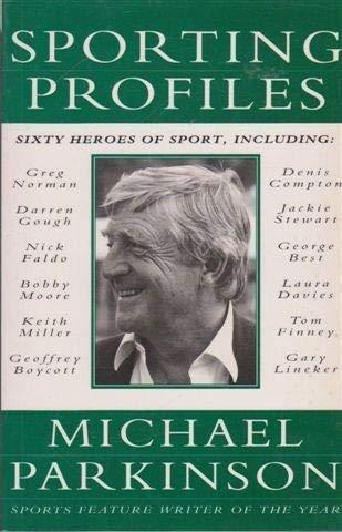 Sporting Profiles: Parkinson, Michael