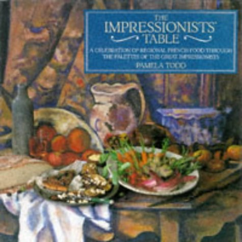 9781857939071: The Impressionists' Table