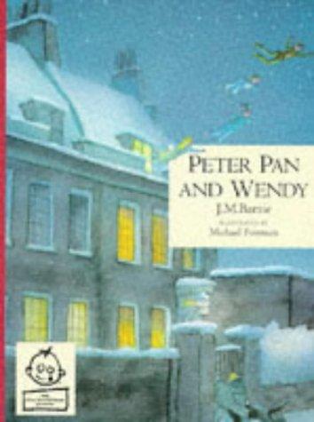 CLASSIC PETER PAN & WENDY (Little Classics)