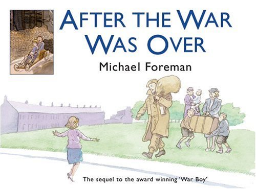 AFTER THE WAR WAS OVER (SIGNED) TWO VOLUMES