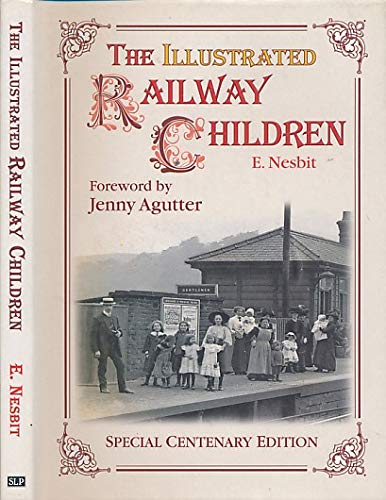 9781857942545: The Ilustrated Railway Children (Nostalgia Classic Library)