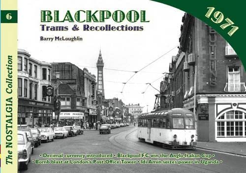 9781857942804: Blackpool Trams and Recollections: No. 6