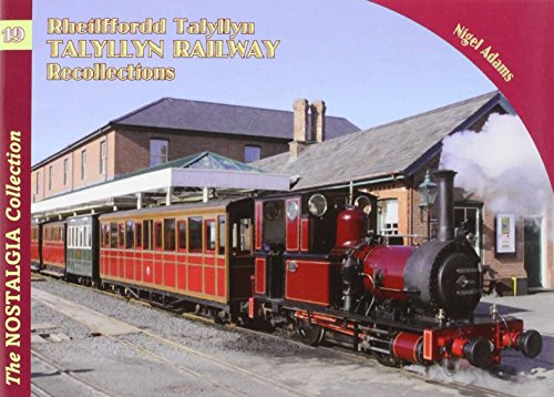Talyllyn Railway Recollections (Railways & Recollections) (9781857943702) by David Mitchell