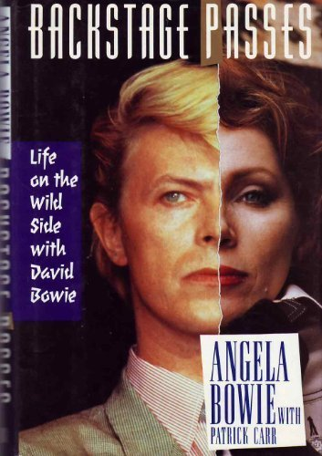 9781857970210: Backstage Passes: Life on the Wild Side with David Bowie